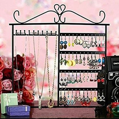 Picture of HUJIJewelry Organizer Display Hanger for Earrings, Bracelets, Watches & Necklaces - HJ095