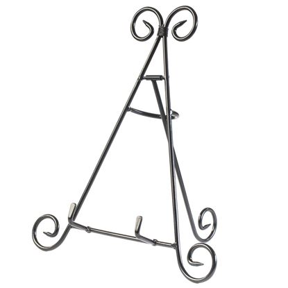 "Picture of HUJI 12"" Iron Display Stand Holder for Home Kitchen Decoration - HJ274"