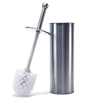 Picture of HUJI Toilet Brush with Stainless Stand- HJ147