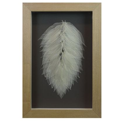 "Picture of A Leaf of Leaves Shadow Box Wall Décor (MS35892) 17.72"" L x 25.98"" H"