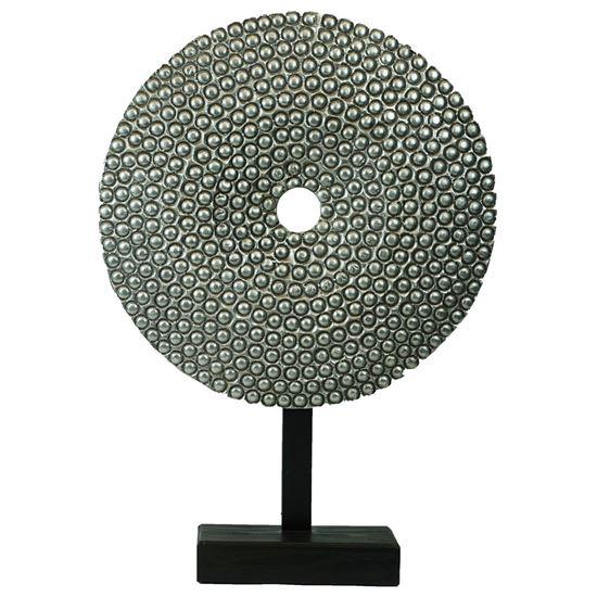"Picture of Hypnotic Plate Décor (MS24246) 15.75"" L x 20.87"" H"