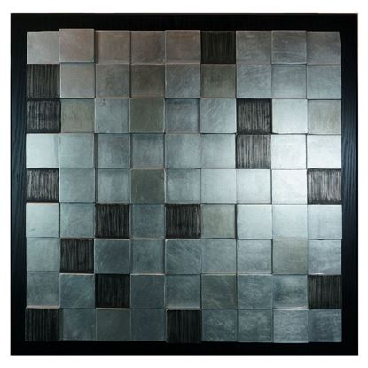 """Picture of 3D Checkerboard Shadow Box (MS20072S)  31.50"""" L x 31.50"""" H"""