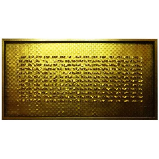 """Picture of Golden Textiles Shadow Box (MS22431) 62.99"""" L x 31.50"""" H"""
