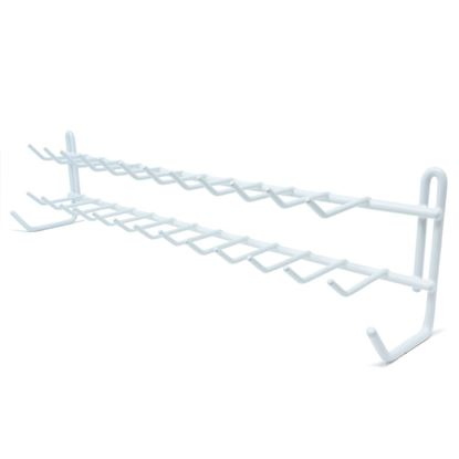 Picture of HUJI Wall Mount Tie and Belt Rack Organizer - HJ130